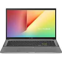 ASUS VIVOBOOK S15 15.6IN INTEL I7-1165G7 16GB 512GB SSD (INDIE BLACK) S533EQ-BQ118T