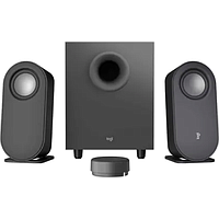 LOGITECH Z407 BLUETOOTH COMPUTER SPEAKERS W SUBWOOFER (BLACK)