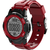 LENOVO SMART WATCH C2 (RED)