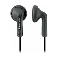 PANASONIC IN EAR STEREO EARPHONE (BLACK) RP-HV094